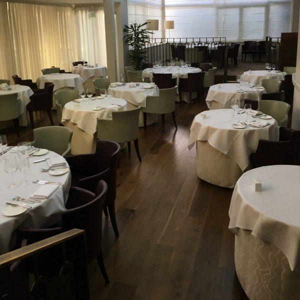 Contemporary Restaurant Skirting