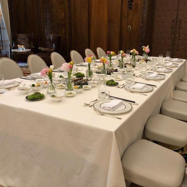 Linen Table Cloths