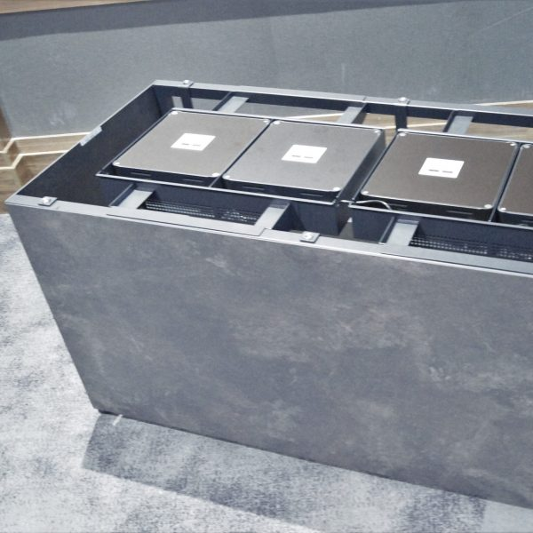 Linen Free Induction Tables
