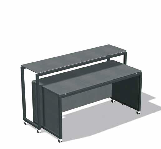 Linen Free Mobile Bar