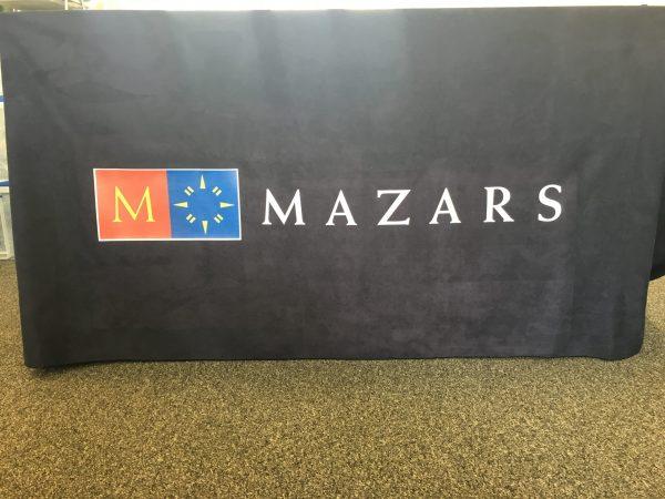 Printed Logo Cloths