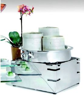 Fusion Buffet System – Stainless Steel