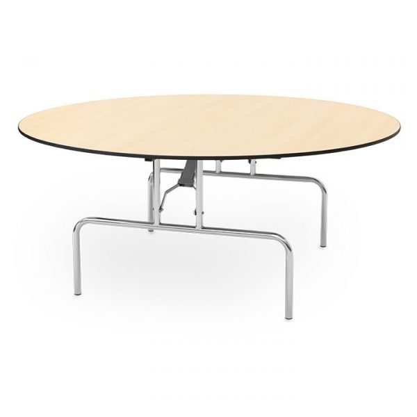 Linen Free Banqueting Round Table