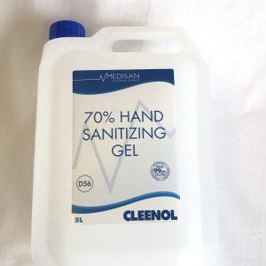 Alcohol Hand Gel - Hand Sanitiser