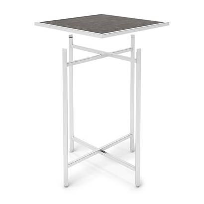 Linen Free Glass Tables